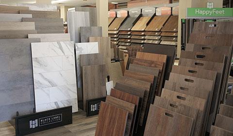 Williams Carpet & Flooring Outlet Showroom