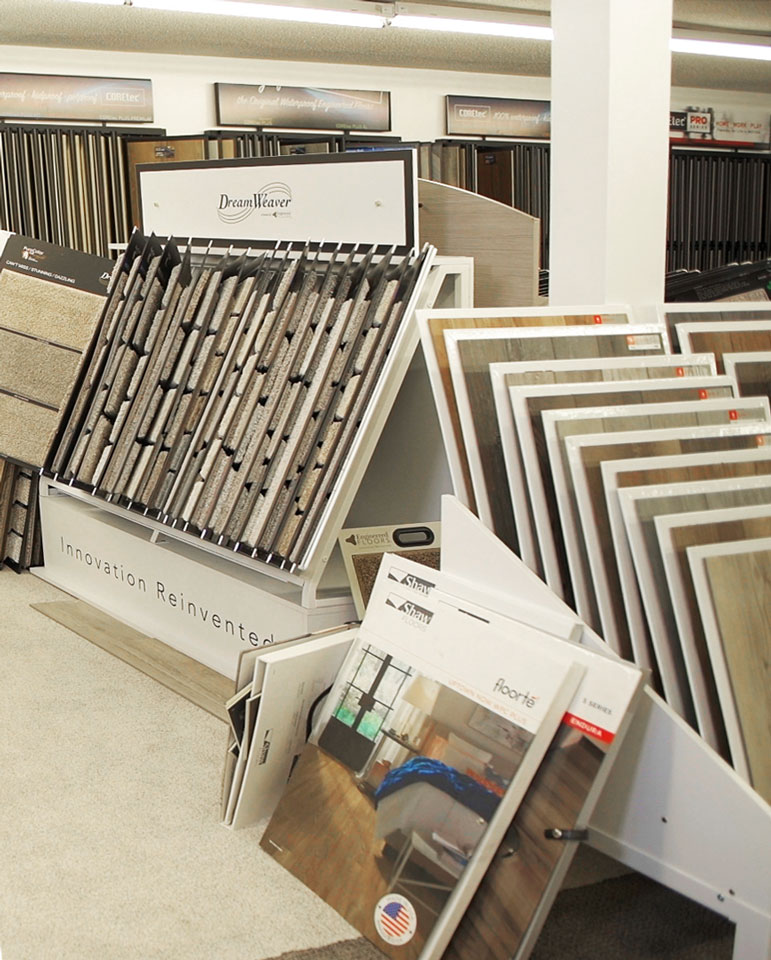 Discount Flooring at Williams Carpet & Flooring Outlet