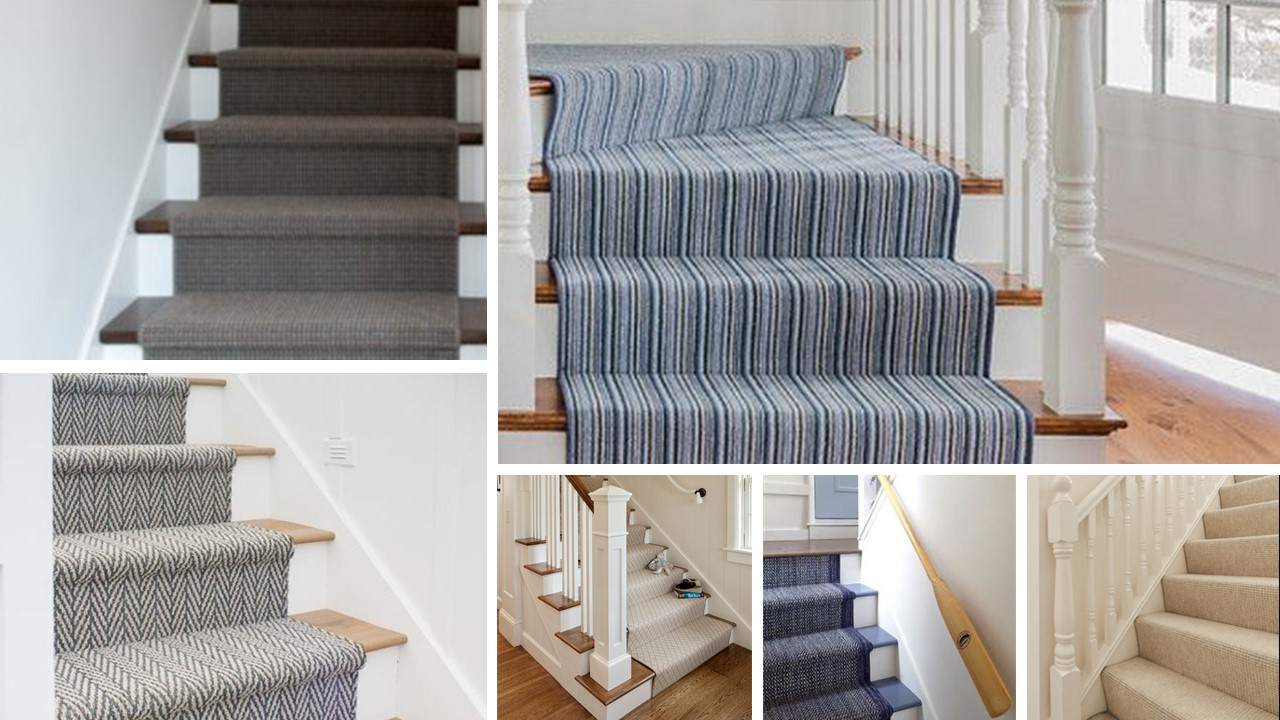 Williams Carpet installers specialize in stair flooring installations